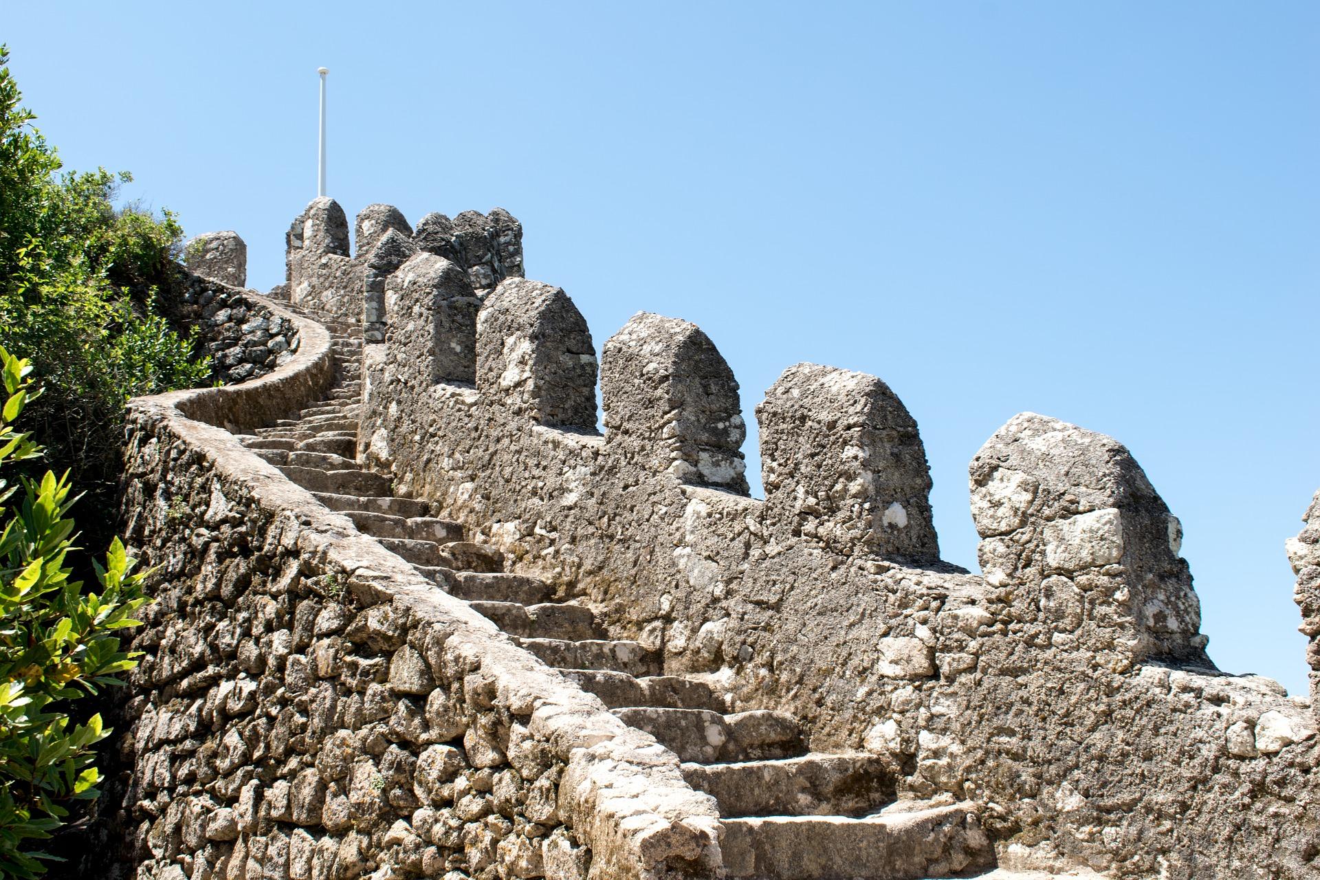 Sintra castello dei Mori