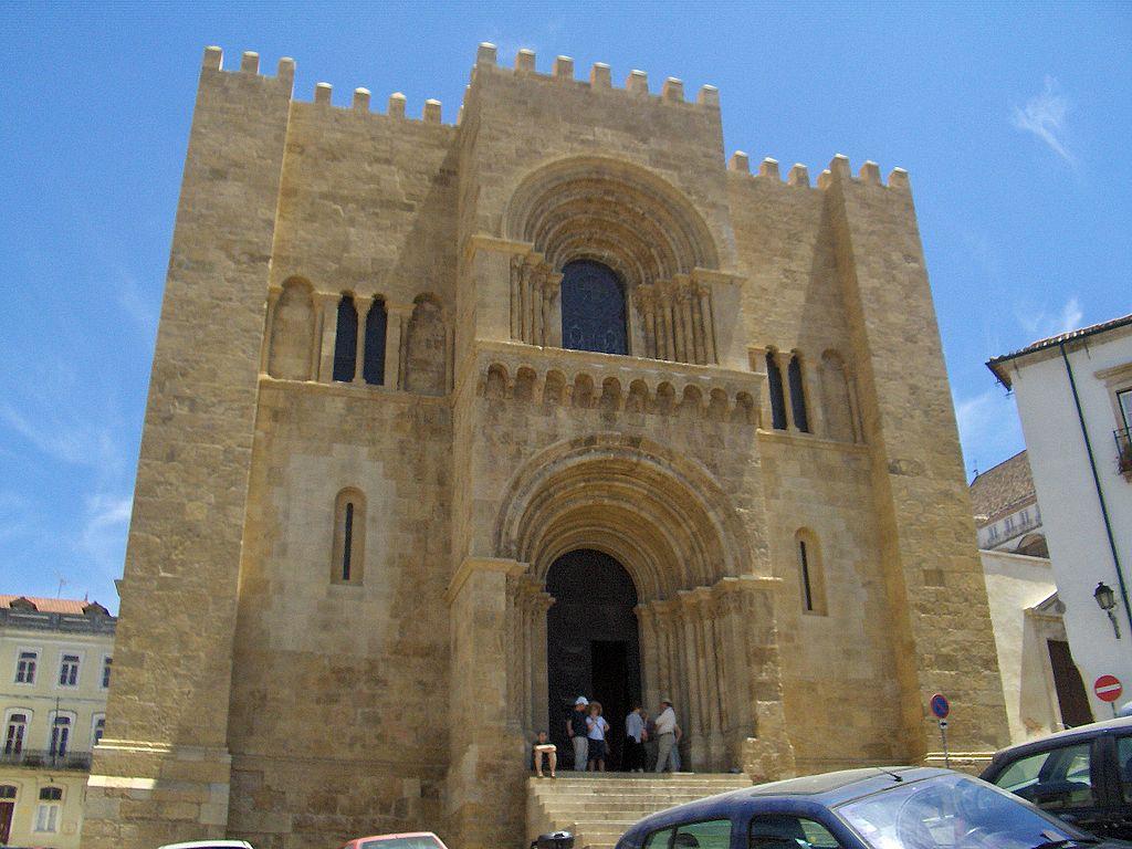 COIMBRA la cattedrale vecchia