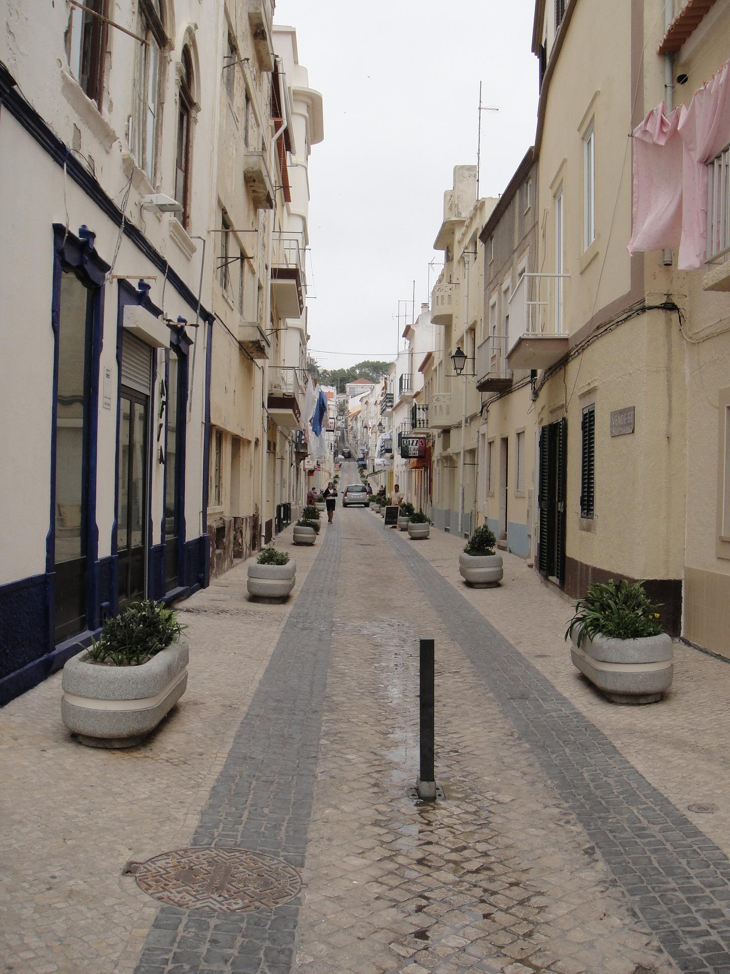 Nazarè cittadina