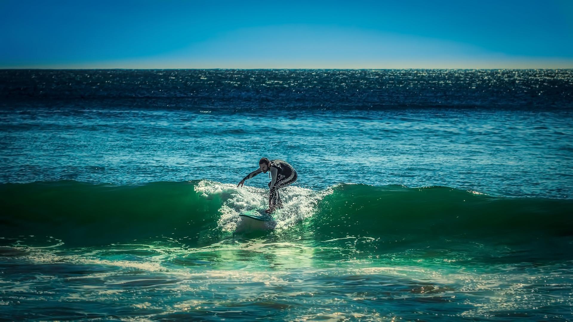 Nazarè surfista