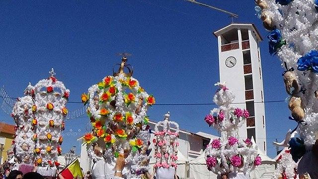 TOMAR Festa dos Tabuleiros