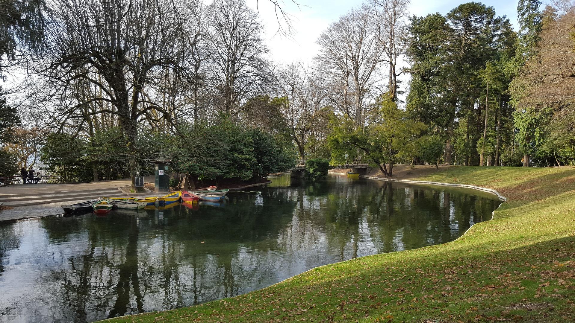 Braga parco e lago