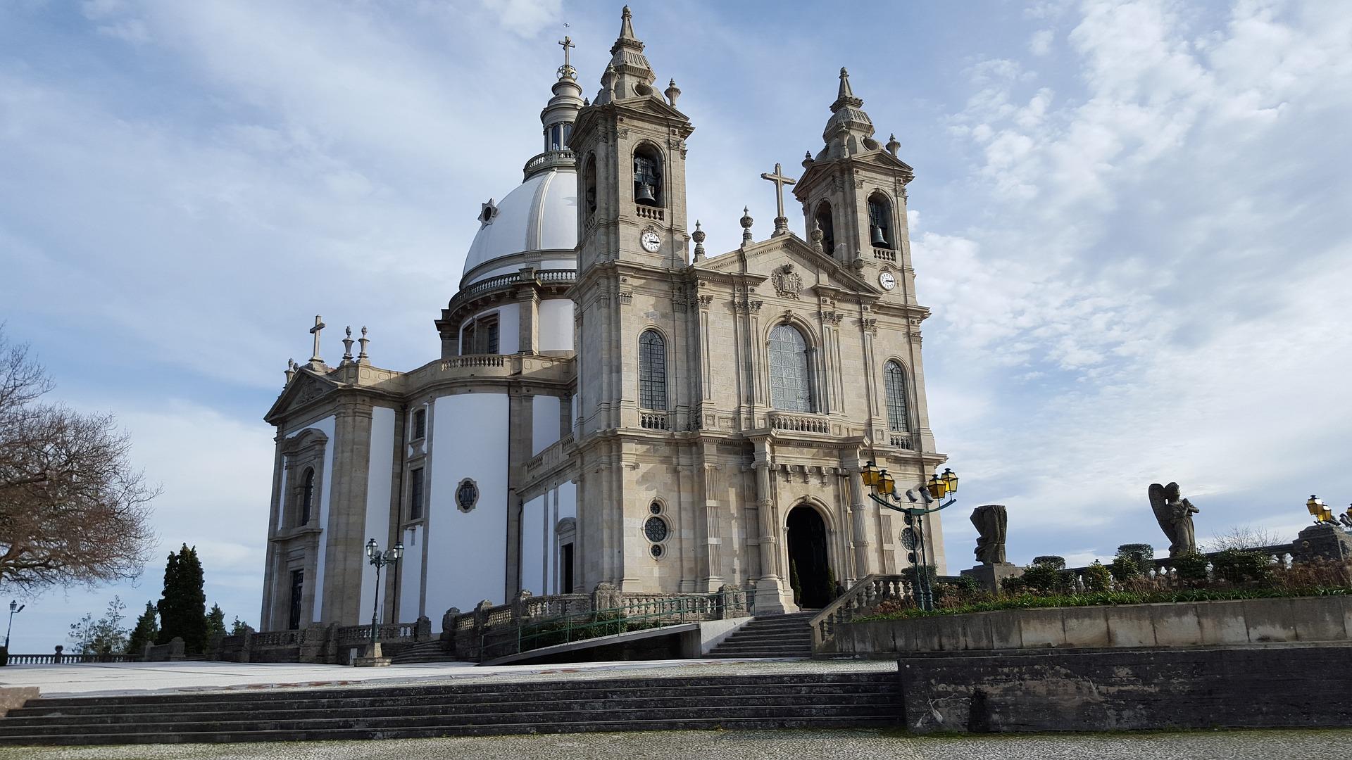 Braga santuario