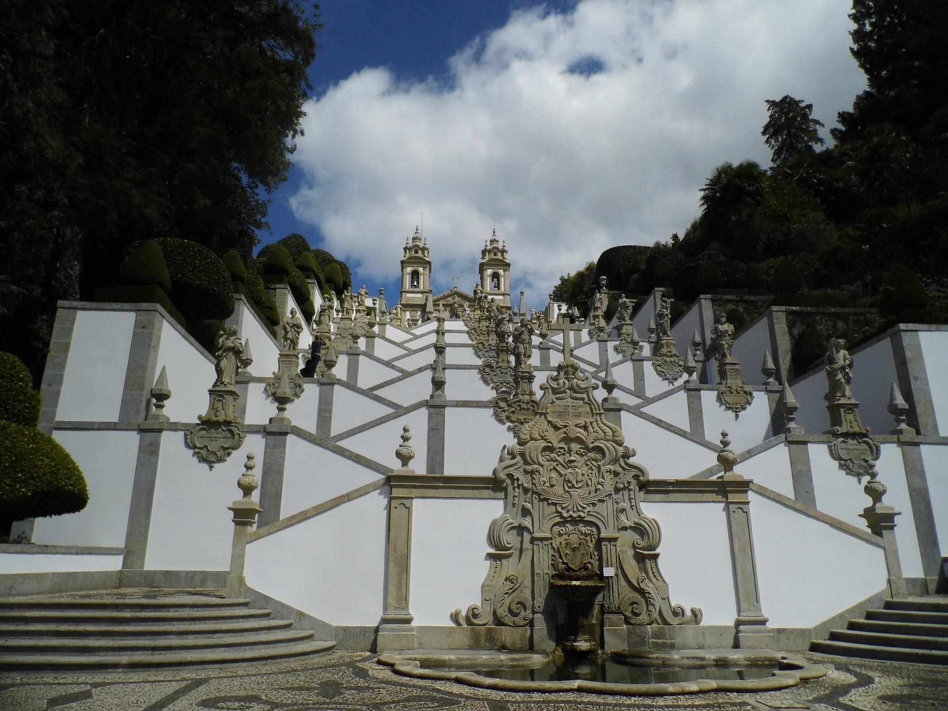 Braga scalinata 2