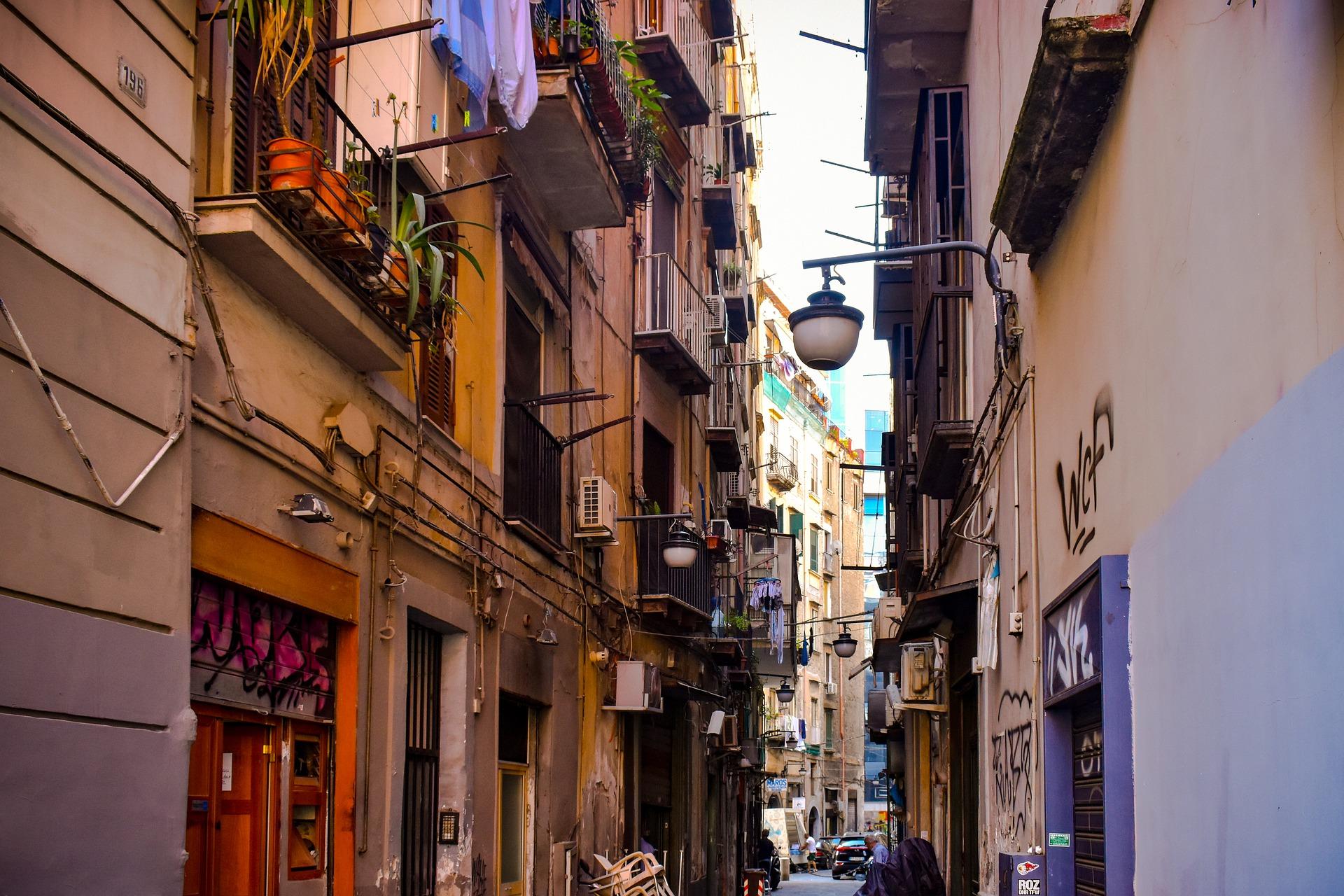 Napoli strade